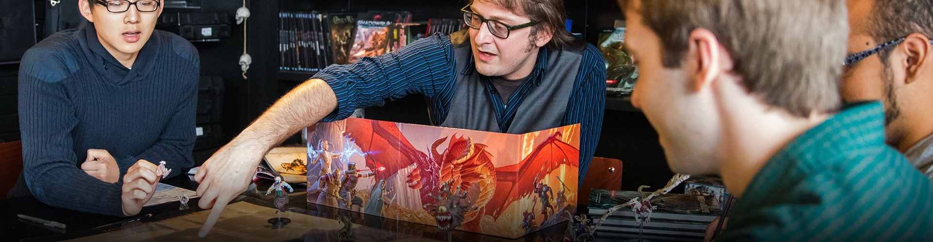 Dungeons & Dragons at Origins 2016